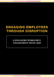 Engaging Employees Through Disruption (S