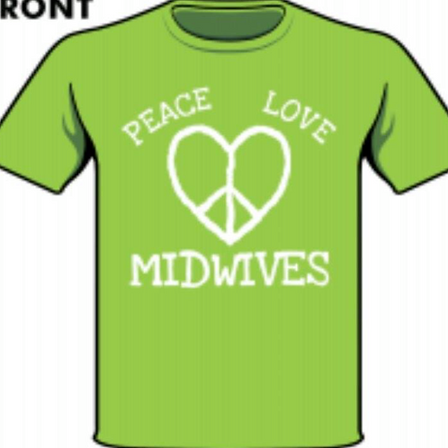 Support Midwives Toddler T-Shirt