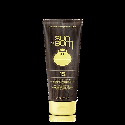 Sun Bum Original SPF 15 Sunscreen Lotion