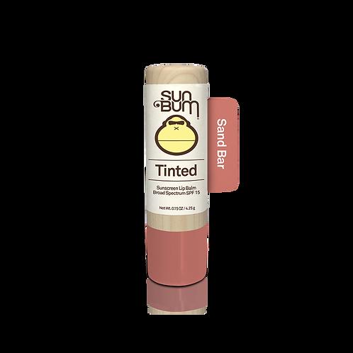 Sun Bum Tinted SPF 15 Lip Balm - Sand Bar