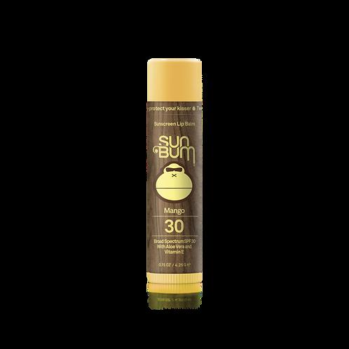 Sun Bum Original SPF 30 Sunscreen Lip Balm - Mango