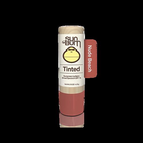 Sun Bum Tinted SPF 15 Lip Balm - Nude Beach