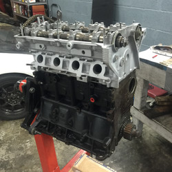 Audi TT Built Motor