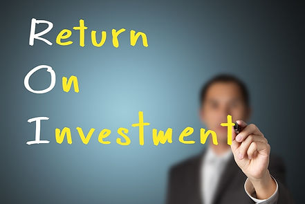 Security return on investment
