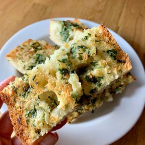 The Greatest Garlic Bread