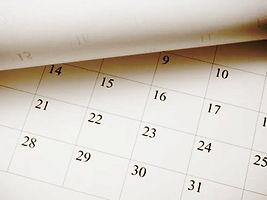 tumblr inline calendar