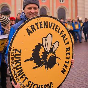 Mehr Artenvielfalt für Brandenburg