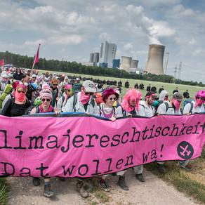 Gender und Klimagerechtigkeit auf der HNEE Agenda