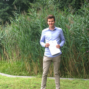 And the Sparkassenpreis goes to … Niklas Domke