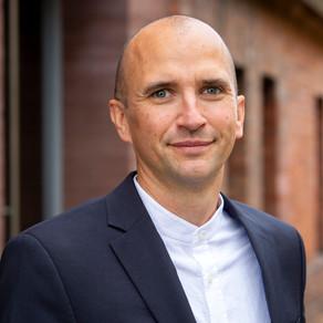 Willkommen Matthias Barth! Unser neuer Präsident