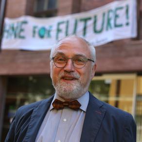 Der Nachhaltigkeitspräsident – Ein Interview mit Wilhelm-Günther Vahrson