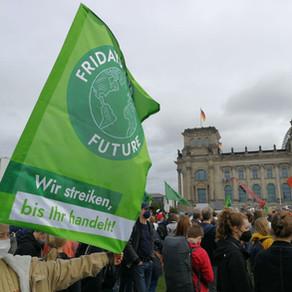 Globaler Klimastreik in Berlin