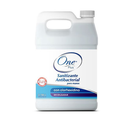 Sanitizante Antibacterial para manos