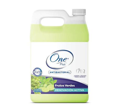 Líquido Antibacterial Frutos Verdes