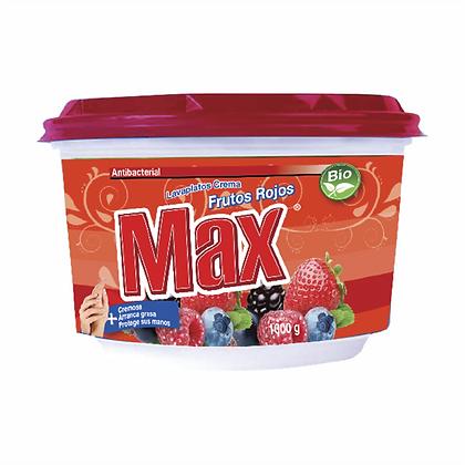 Lavaplatos en Crema Frutos Rojos 1000g