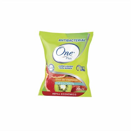 Jabón Líquido Antibacterial Elixir de Vitaminas