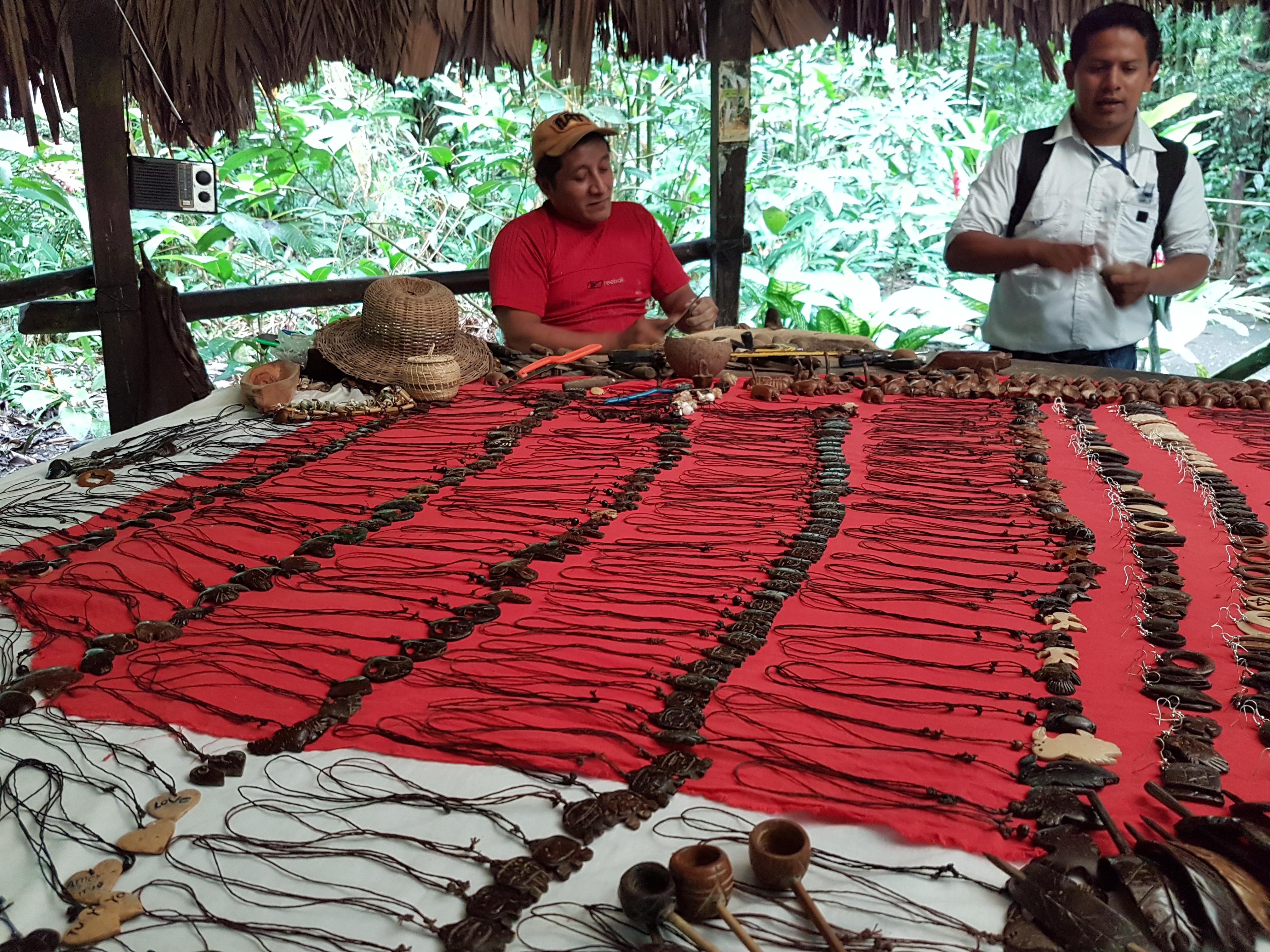Rio Dulce Ak Tenamit Artisan Project 01