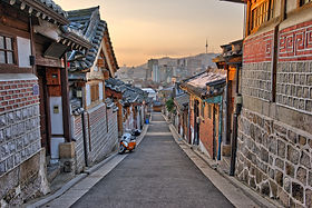 South Korea street