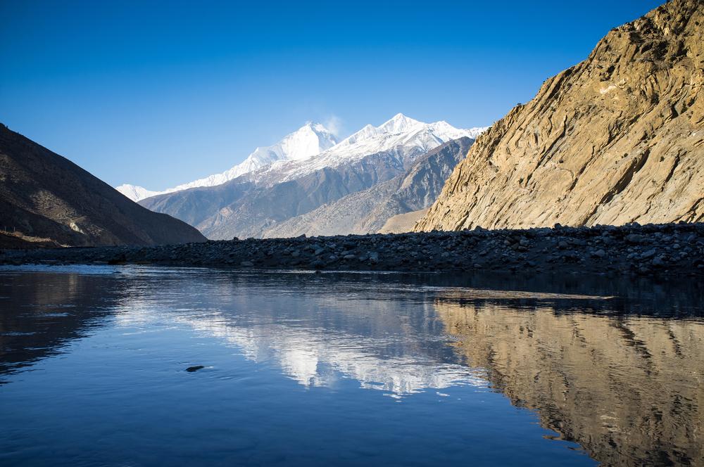Kali Gandaki river shutterstock_191935760