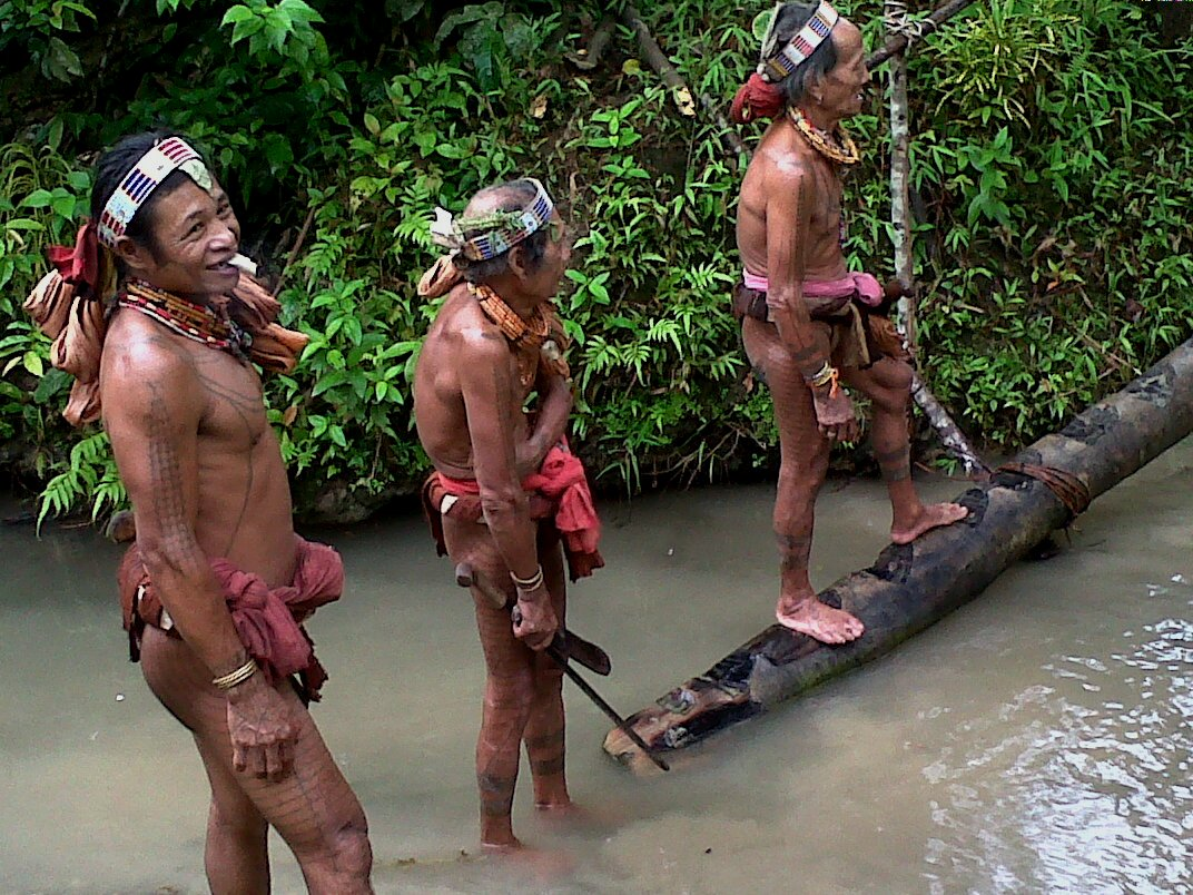 Mentawai Tribe  Back to Village