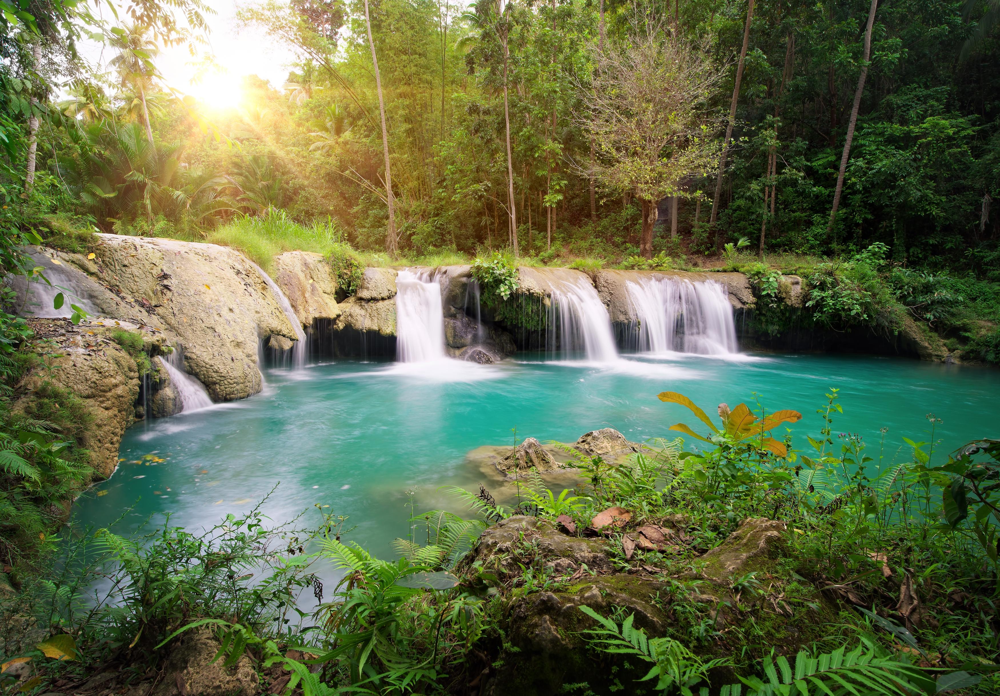 Siquijor Waterfall