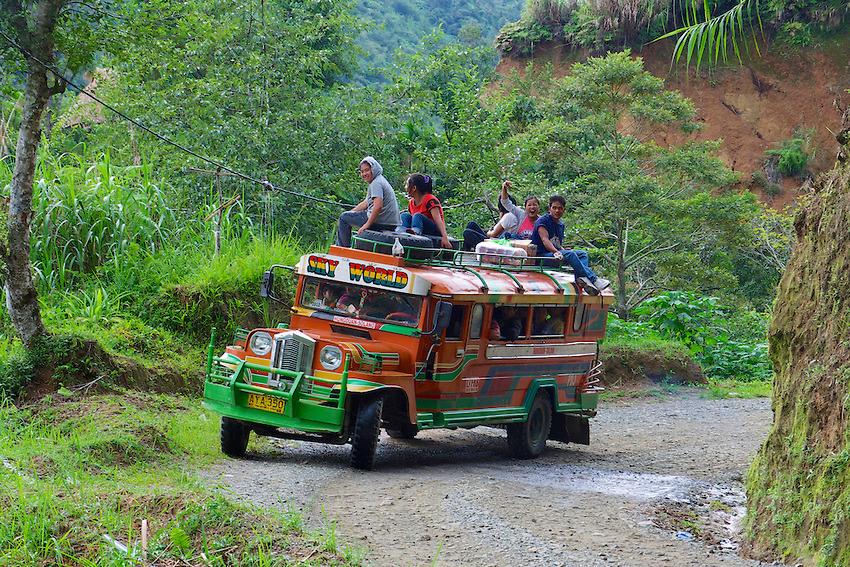 Jeepney Banaue