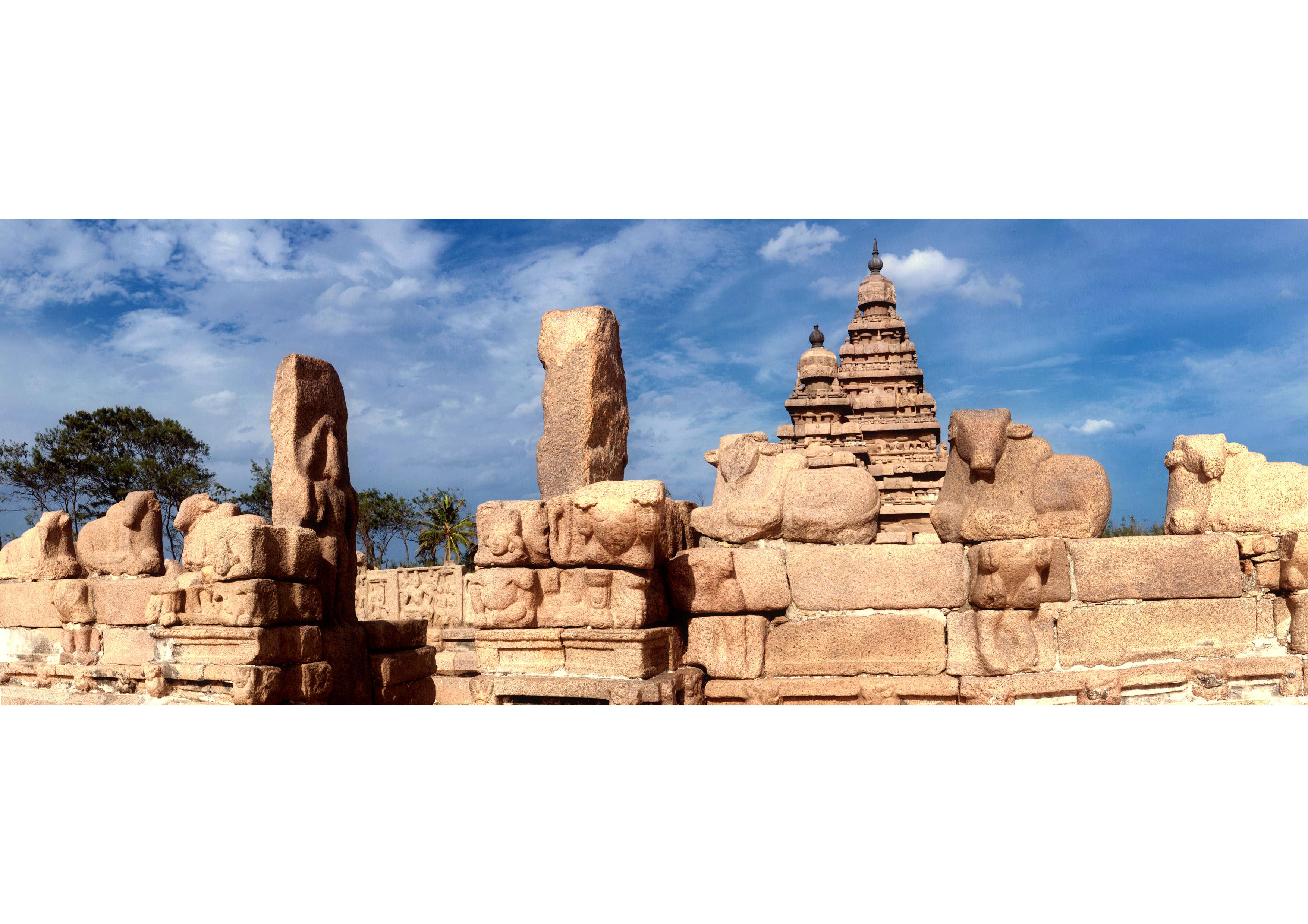 Mahabalipuram,-Shore-Temple