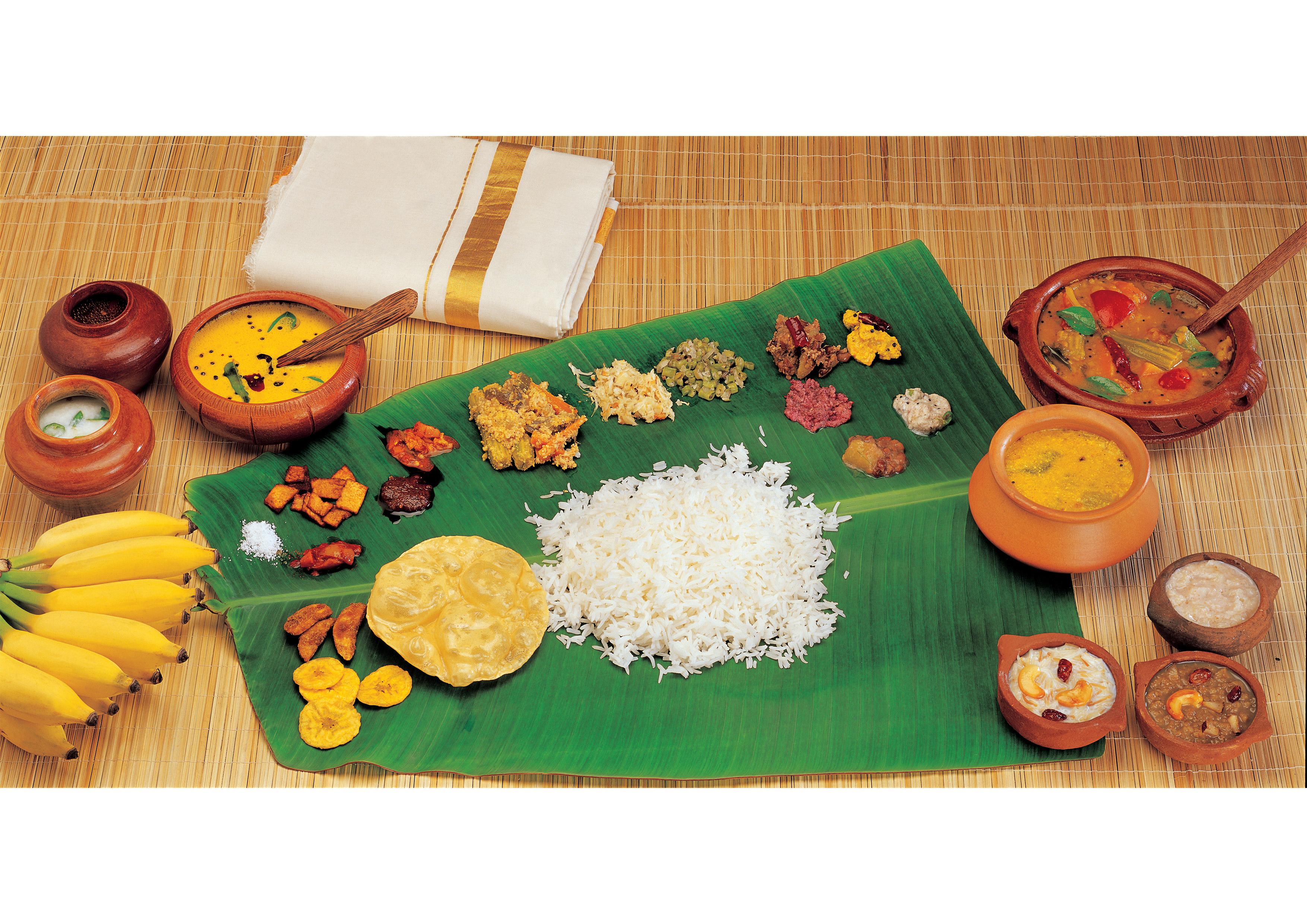 Kerala-Sadya