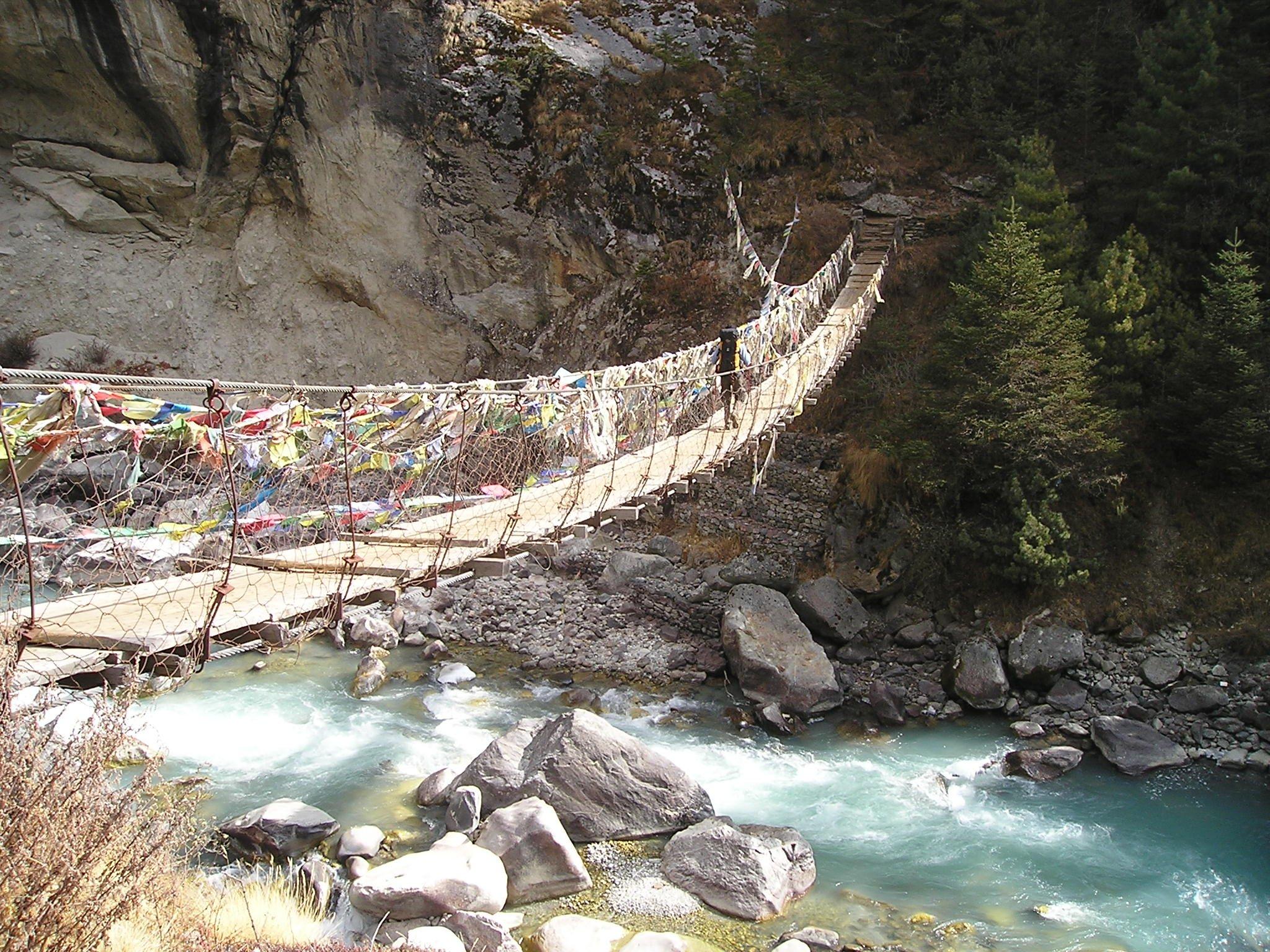 water-waterfall-wilderness-river-valley-suspension-bridge-1360908-pxhere.com
