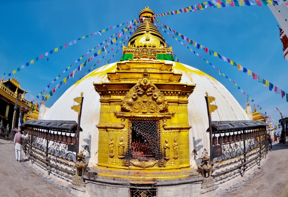 Swayambhunath shutterstock_395105005