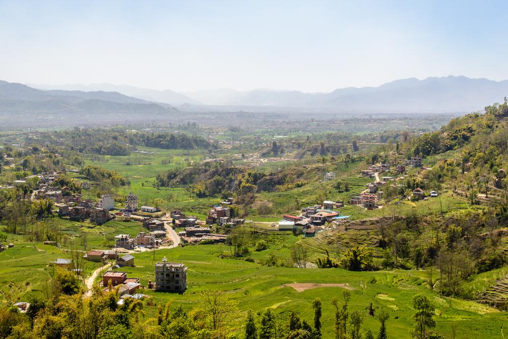 Kathmandu valley shutterstock_407469478