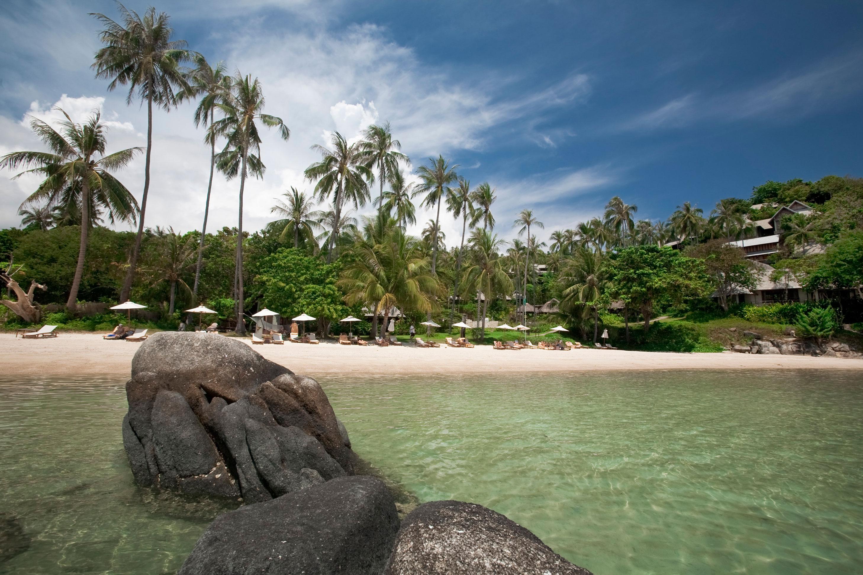 Kamalaya Beach