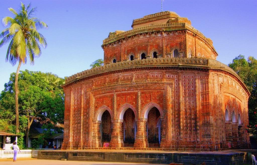 Kantaji's Temple, Dinajpur