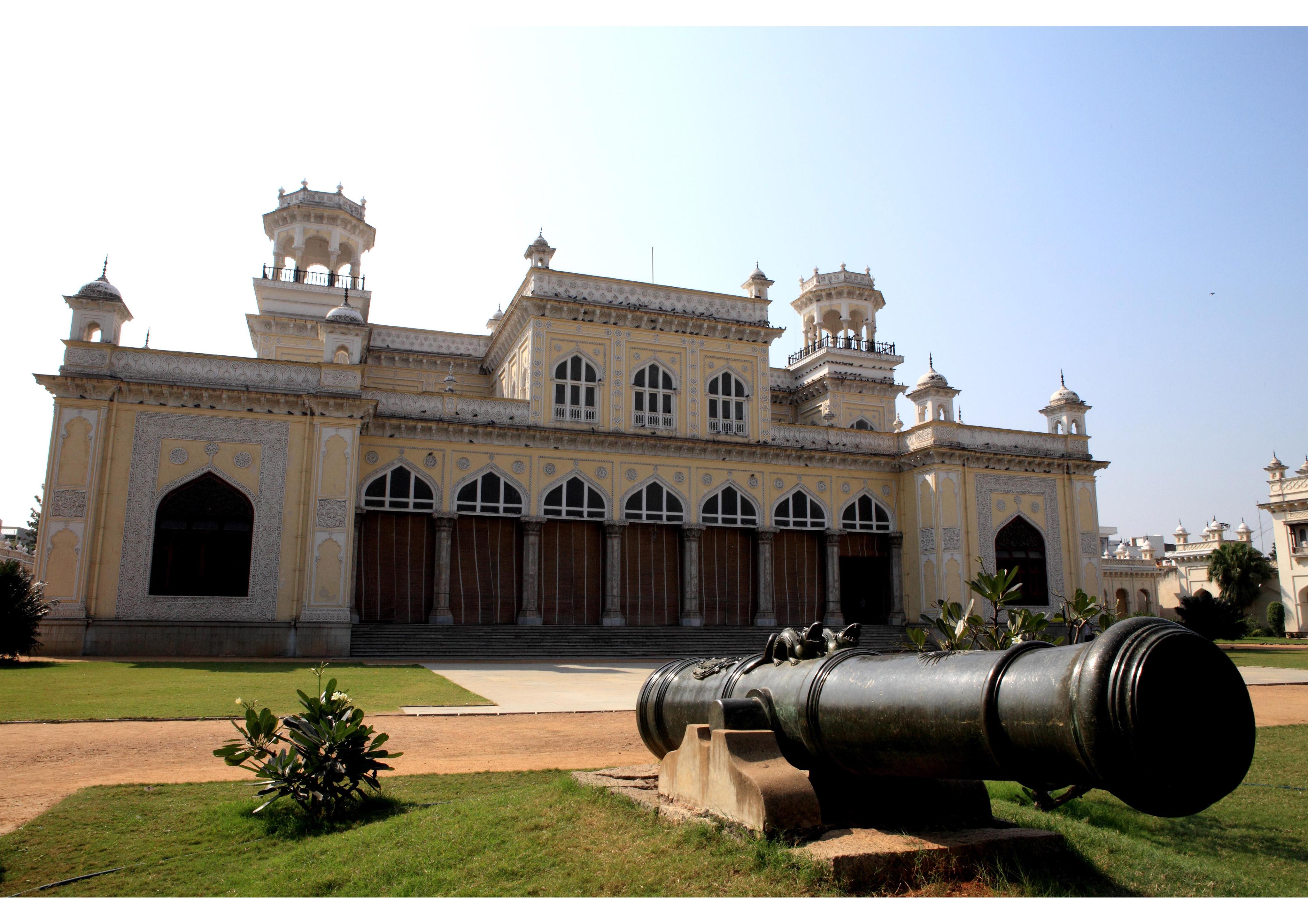 Chowmahalla-Palace,-Hyderabad,-Andhra-PradeshPIC-AP-Tourism