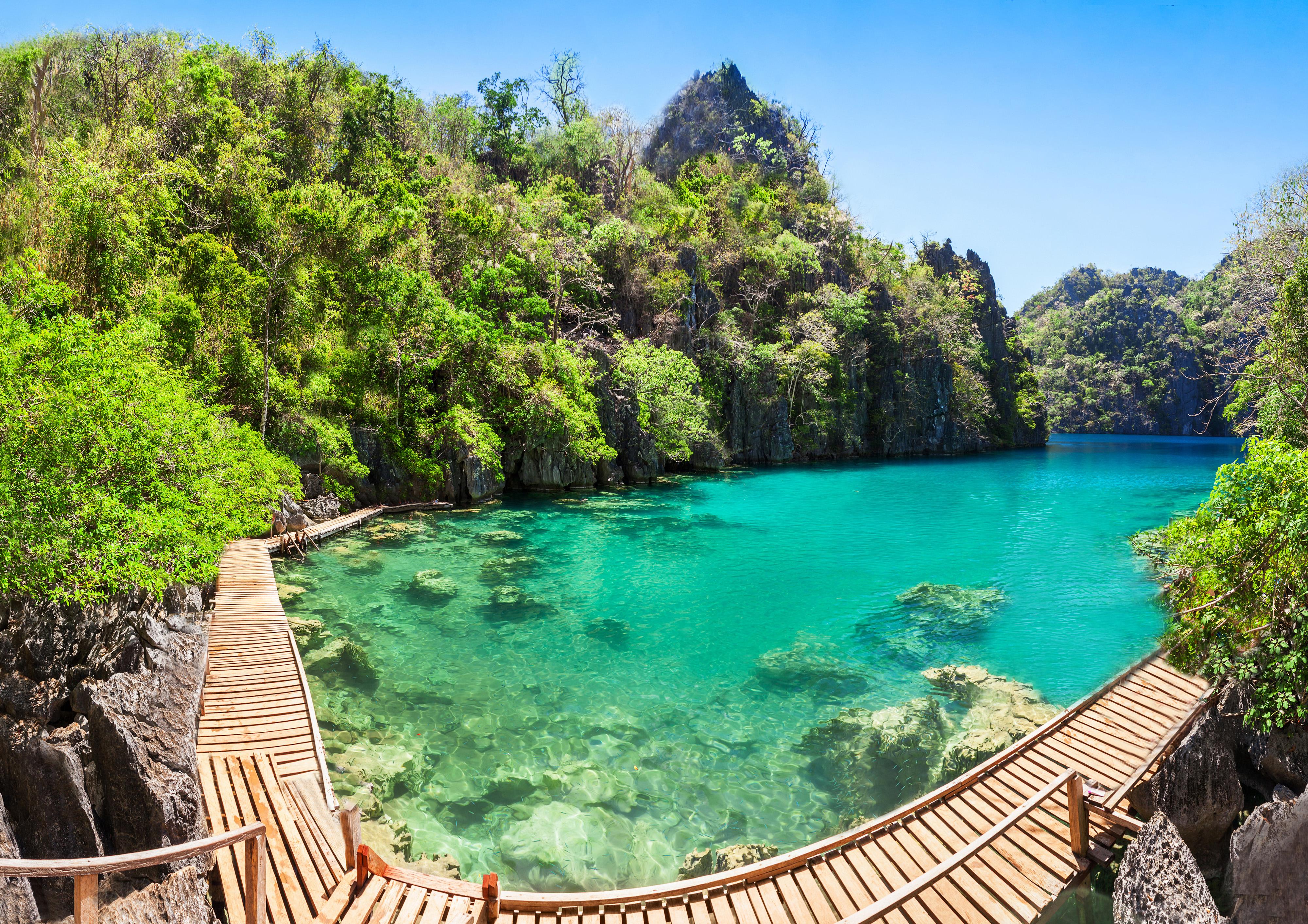 Coron Lake, Palawan