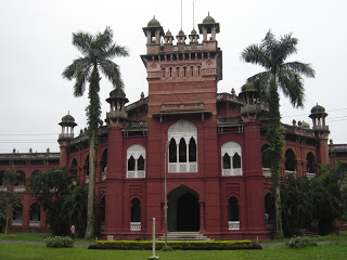 Curzon Hall of Dhaka University