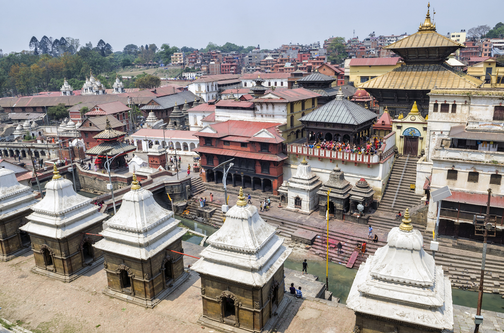 Pashupati temple shutterstock_449805076