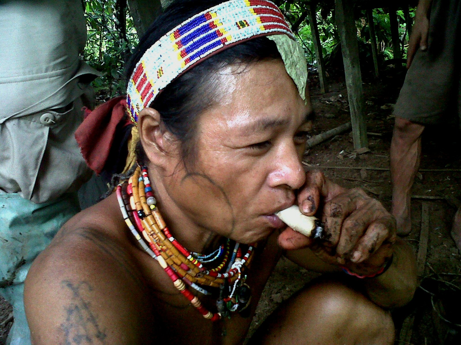 Mentawai Tribe - Warrior