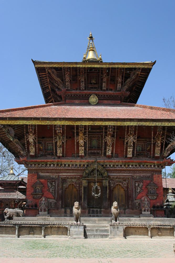 Changunarayan Hindu temple  shutterstock_100044485