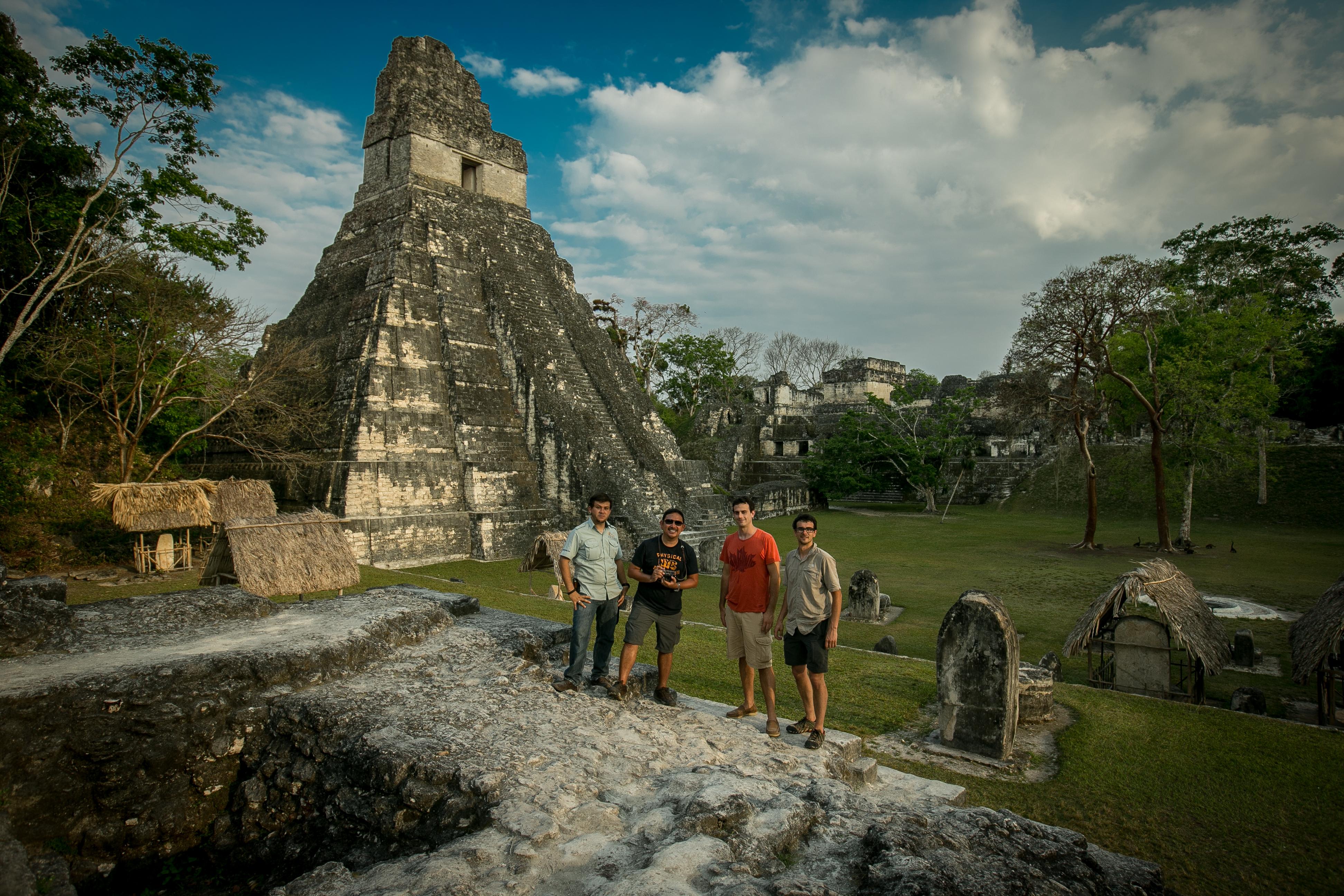 Amazing Tikal