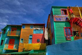 La Boca Buenos Aires Argentina