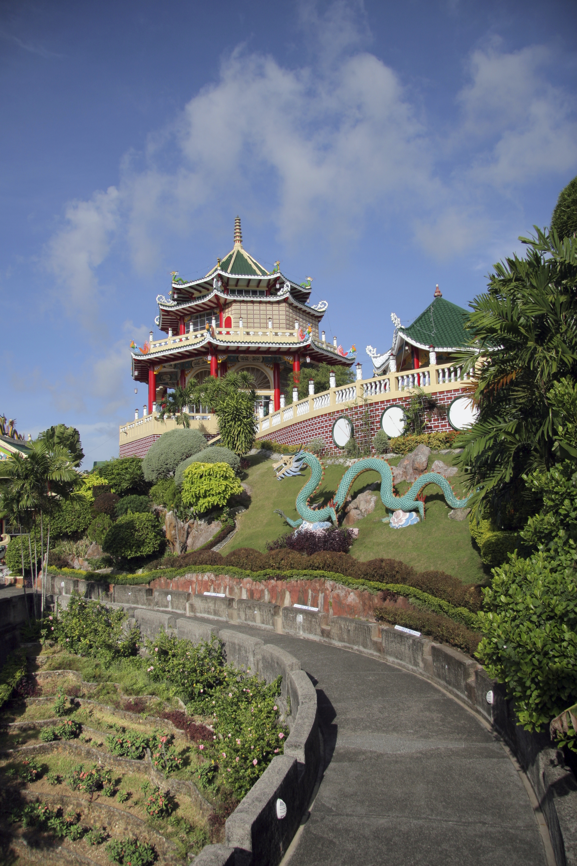 Cebu chinese temple
