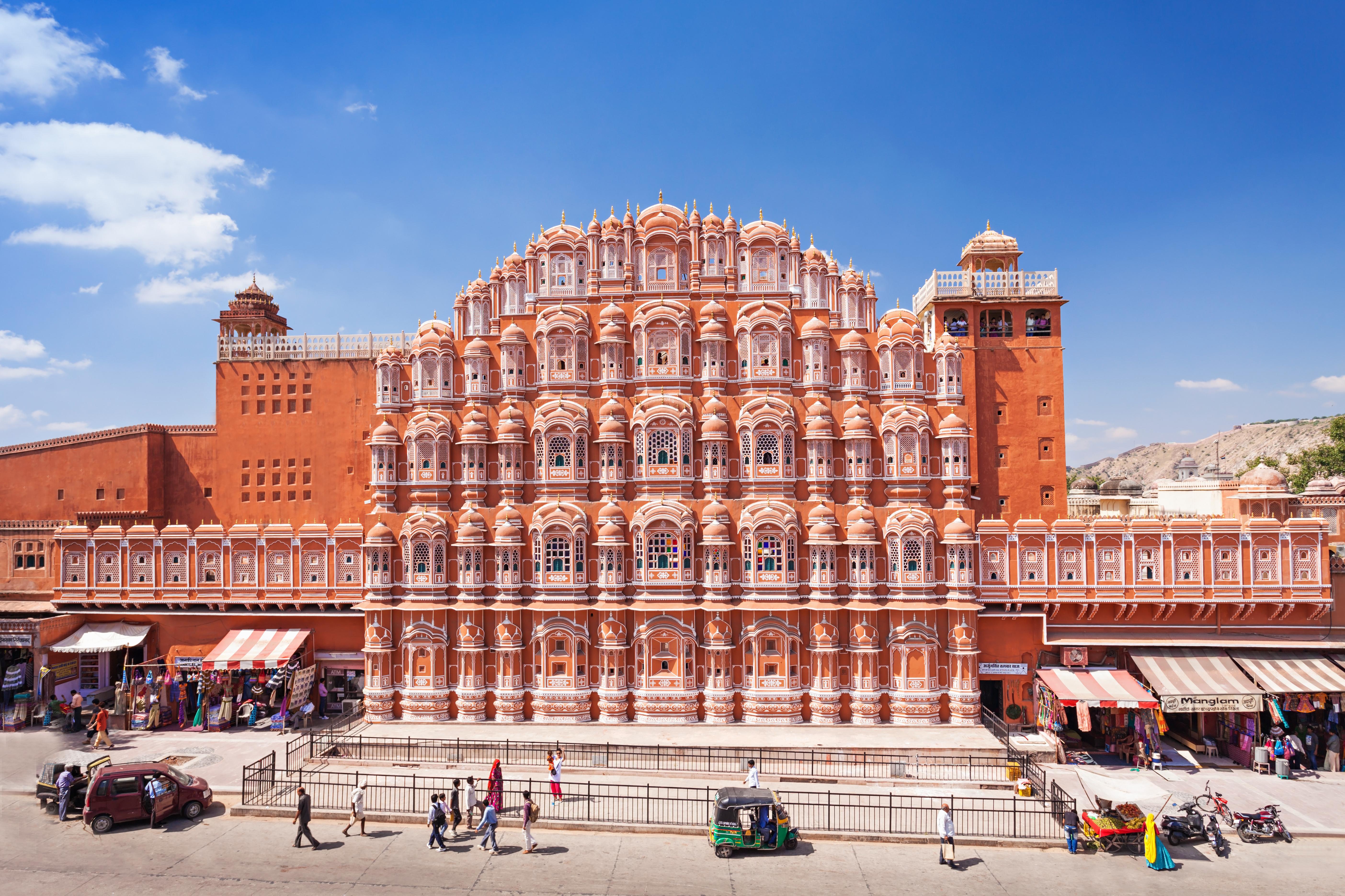 Hawa Mahal palace -Jaipur