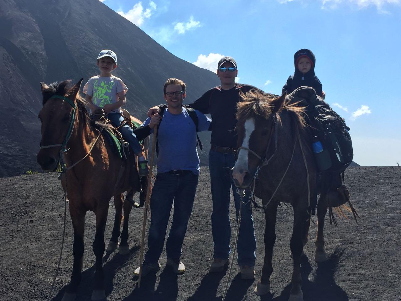 HorsebackRidingPacaya