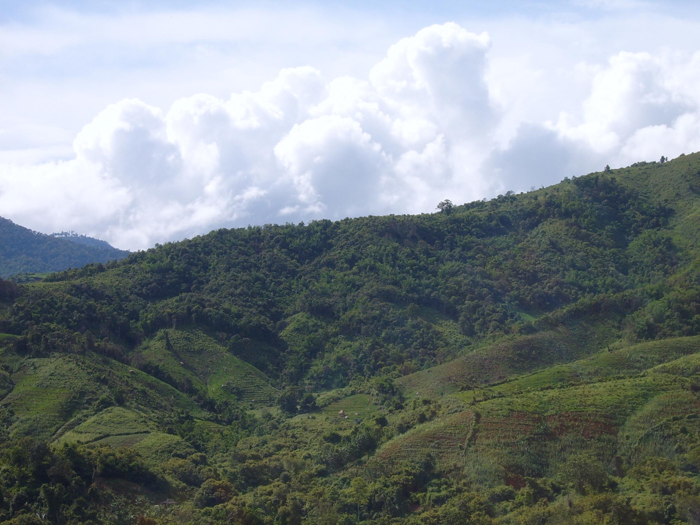 Kyaing Tong Trekking Scenery (4)