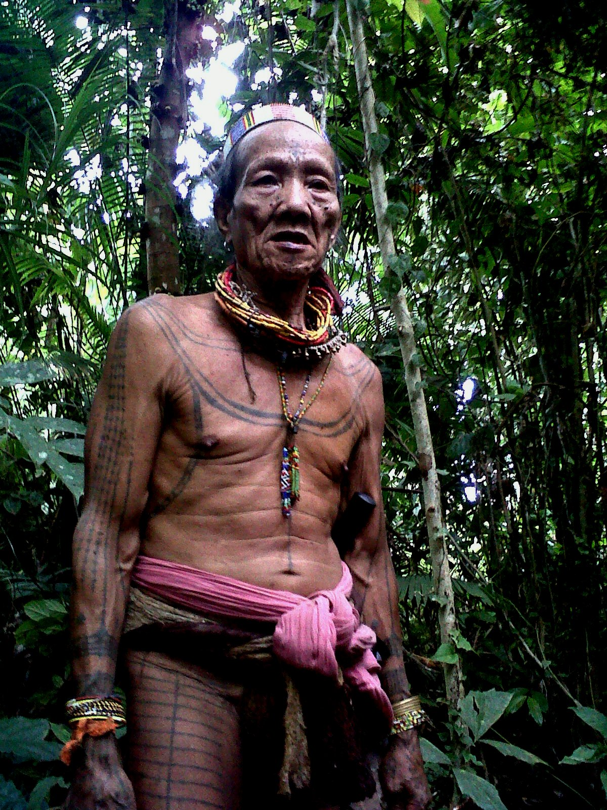 Mentawai Tribe The Chief 2