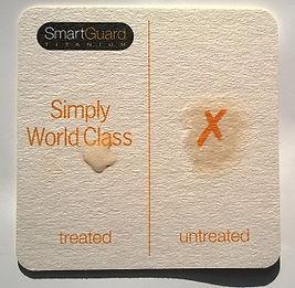 SmartGuard Drip Mat water repellant