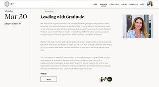 Elizabeth Pearson Virtual Workshops
