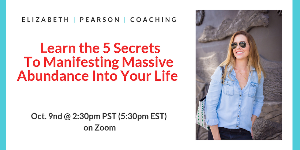 Claim Your Seat at the Table- FREE 45-min Workshop