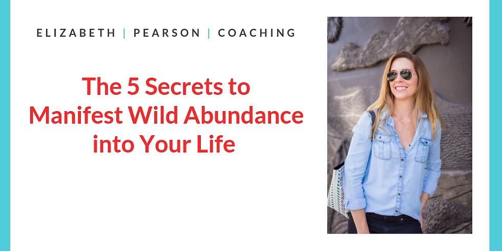Manifesting Abundance 101